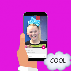 Live Chat Video With Jojo Siwa Prank