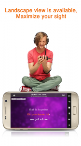 Magicsing: Smart Karaoke for everyone