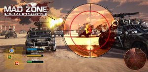 Mad Zone: Nuclear Wasteland