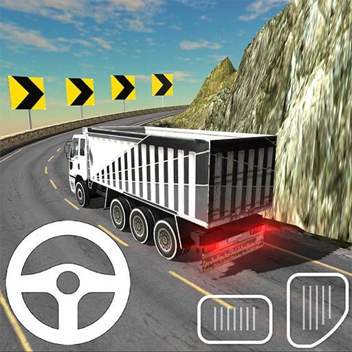 Truck Driver 3D: Hill Climb