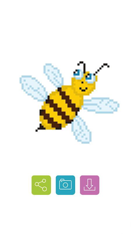 Скачать игру Pixel Art - Раскраска по номерам на андроид ...