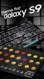 Черная тема для Galaxy S9