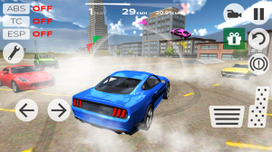 Multiplayer Driving Simulator