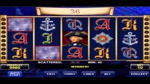Admiral Slots online