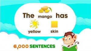 Учимся читать - Monkey Junior
