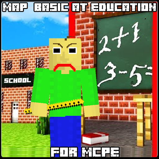 Map Basic at Education for MCPE