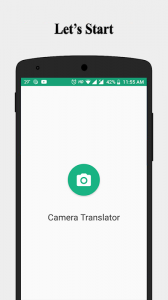 Camera Translator - From Camera, Image, Voice Text