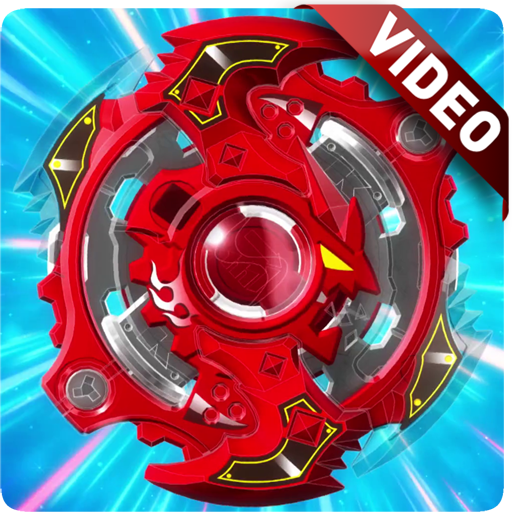 Beyblade Video Live Wallpaper