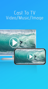 TV Smart View: All Share Video & TV cast