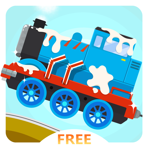 Train Driver - Driving games