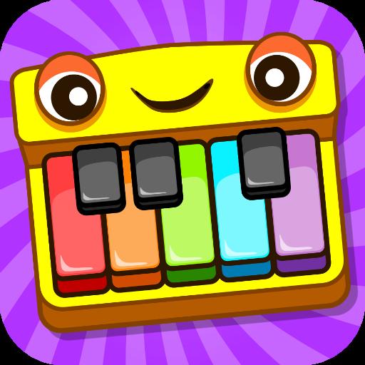 Маленький пианино