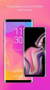 Galaxy Note 9 Launcher