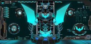 3D Tech Hero launcher