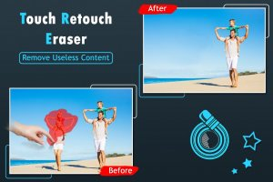 Touch Retouch Pic Eraser: Remove Unwanted Object