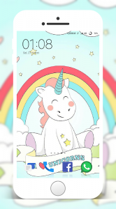 Kawaii Unicorn Wallpapers