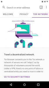 Tor Browser for Android (Alpha)