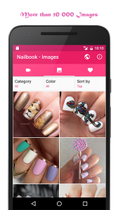 Nailbook - Nail Art Designs