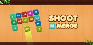 Shoot n Merge - reinvention of the classic puzzle