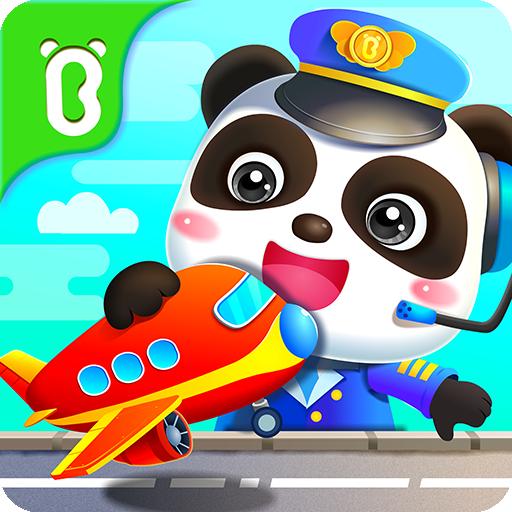 Аэропорт маленькой панды
