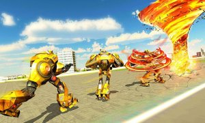Торнадо Робот Transform: Future Robot Wars