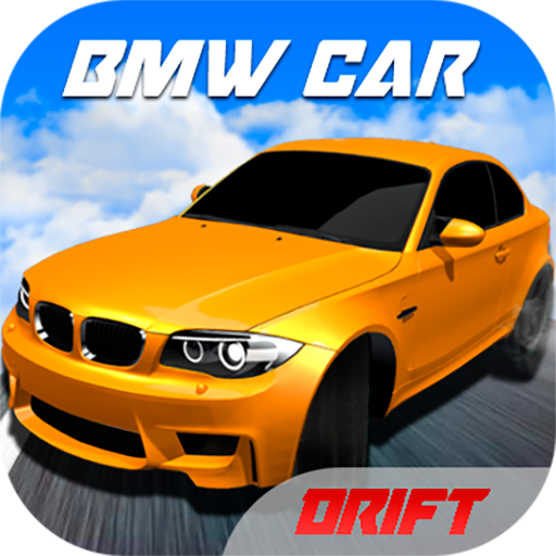Drift BMW Car Racing