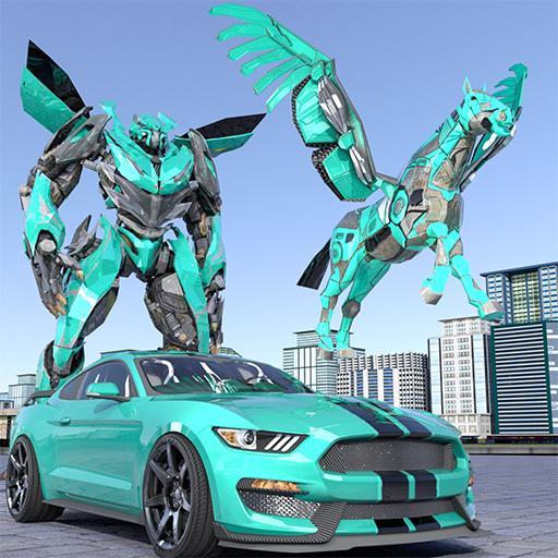 Transform Robot Unicorn