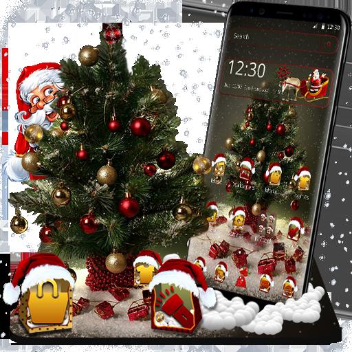 Christmas Tree Gift Theme