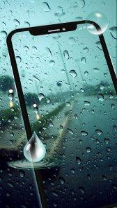 Rain Drops Live Wallpaper