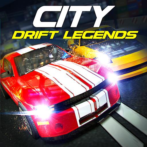 Городские дрифт-легенды