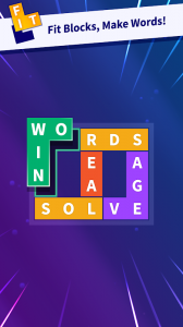 Flow Fit - Word Puzzle