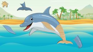 Детские пазлы - развивающие игры для детей от года