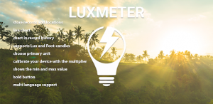 Lux Light Meter Русский