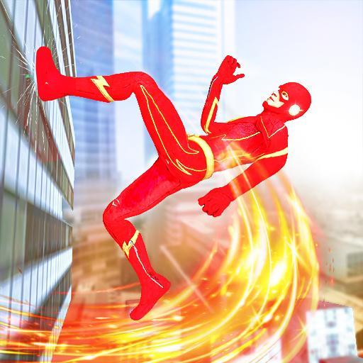 Flash speed hero: симулятор криминальных игр