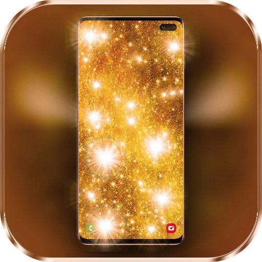 Galaxy Glitter Live Wallpaper