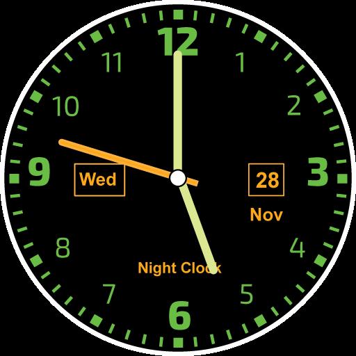 Clock 2019