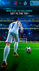 Выстрел Цель - Футбол