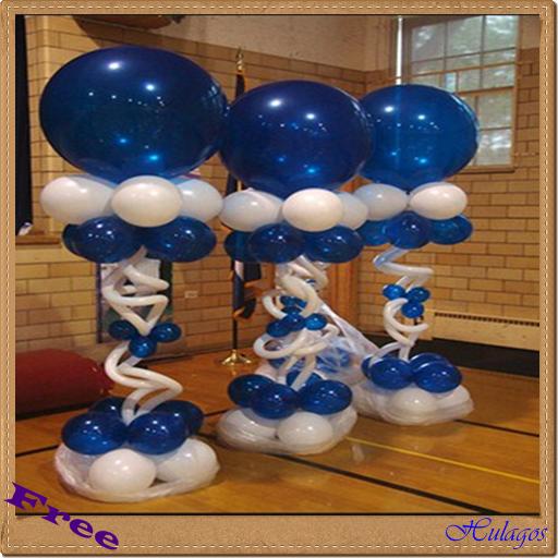 Лучшие идеи оформления воздушных шаров