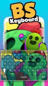 BS Keyboard Theme - Stars gamers
