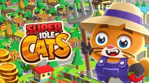 Super Idle Cats - Tap Farm