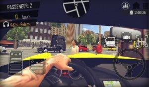 Драйвер Open World: симулятор такси