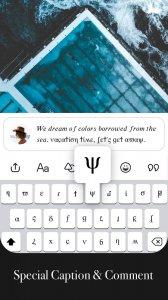 Fonts fonts & emoji keyboard