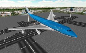 Flight Simulator Airplane 3D