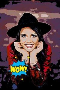 Comica - превратить фотографии в комиксы