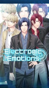 Electronic Emotions: Romance Otome Game