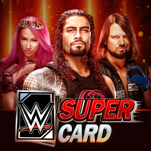 WWE SuperCard – Сетевая карточная игра