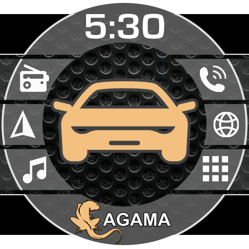 Car Launcher AGAMA