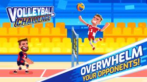 Волейбол - VolleyballChallenge