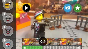 THE LEGO MOVIE 2 Movie Maker