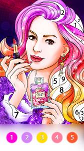Coloring Fun: Игры-раскраски по номерам