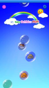Мой ребенок игры (Пузыри Поп!)